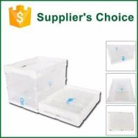 Quality Hot Sale Cheap Price Foldable Plastic Warehouse Crate for sale